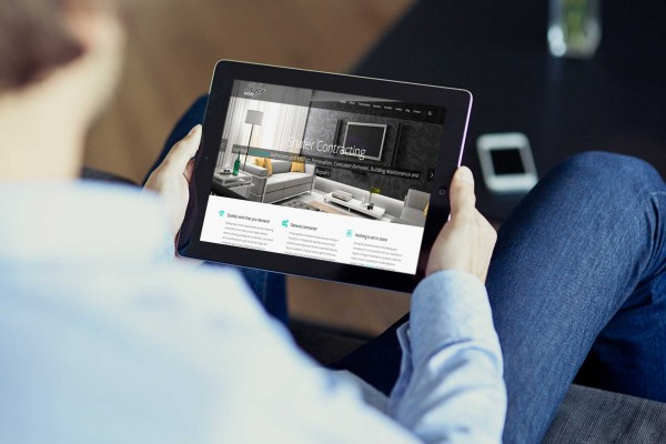 Web Design Shafer Contracting